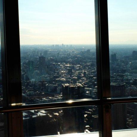 激动人心的东京铁塔之旅