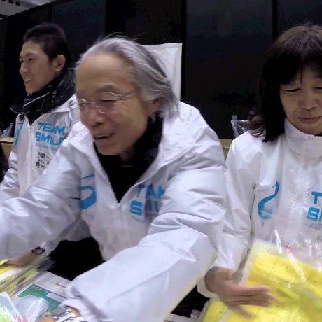 东京马拉松:EXPO展览及报到手续