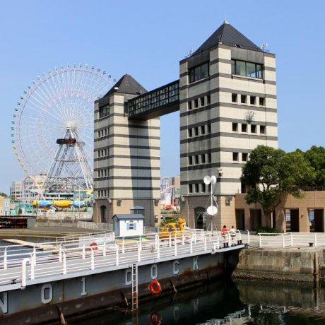 环绕横滨一周