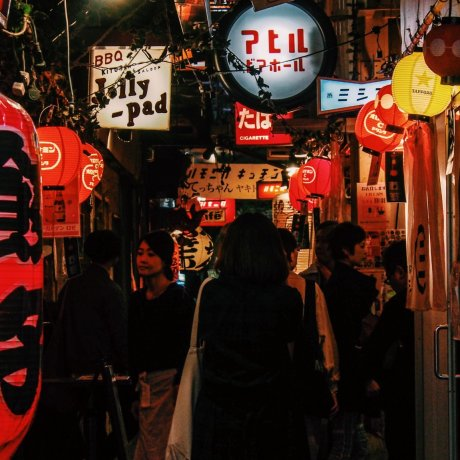 Kichijoji's Harmonica Alley