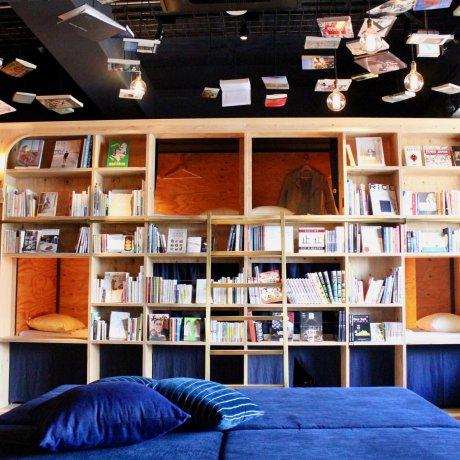 东京书与床
