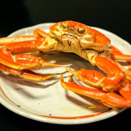 山阴地区的美食