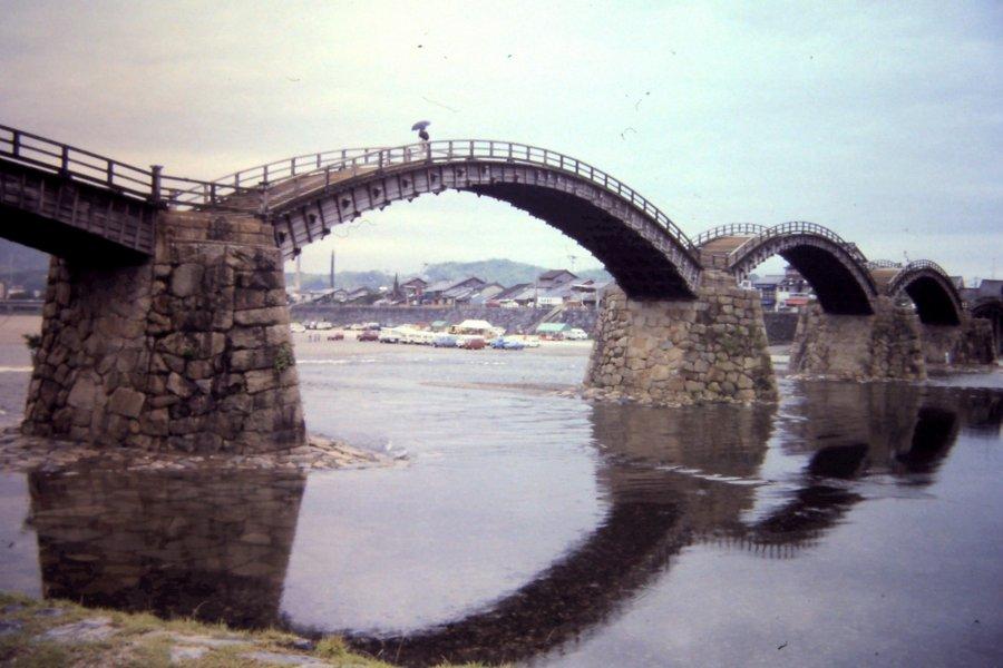 山口县锦带桥