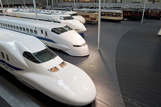 SCMAGLEV and Railway Park